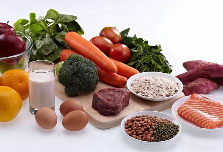 Makanan Agar Tubuh Sehat